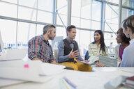 Business people meeting in office - HEROF02561