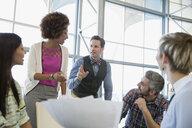 Business people meeting in office - HEROF02564