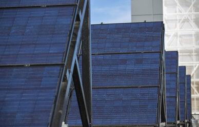 Solar panels in a row - HEROF03380
