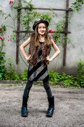 Porträt Foto junges Mädchen - VWF00014