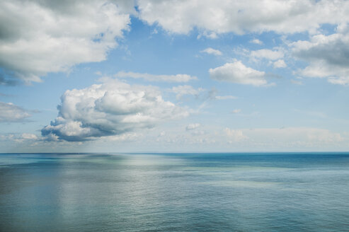 Scenic view of clouds over the sea - INGF12056