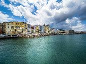 Italy, Campania, Naples, Gulf of Naples, Ischia Island, Ischia, Old town - AMF06594
