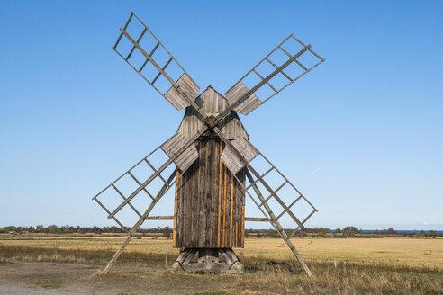 Sweden, Oeland, windmill - RUNF00743