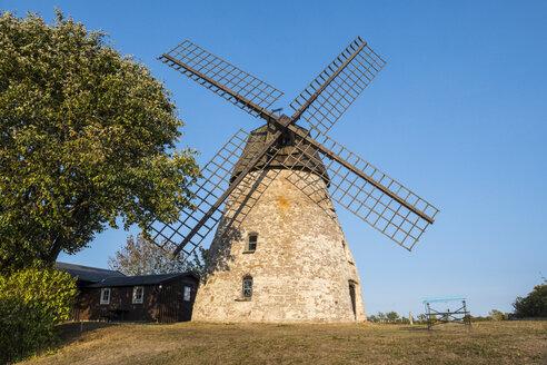 Sweden, Oeland, windmill - RUNF00746