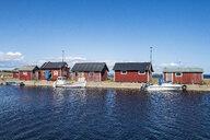 Sweden, Oeland, Graesgard harbour - RUNF00749
