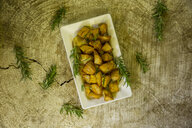Potato wedges with rosemary - ZEF16115