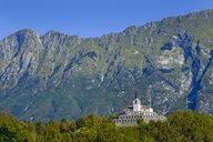 Slovenia, Soca Valley, near Kobarid, Church of St. Anton - LBF02329