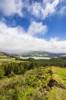 Portugal, Azores, Sao Miguel, Furnas lake - RUNF00798
