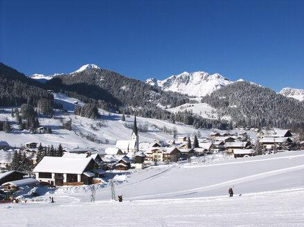Austria, Salzburg State, St. Martin am Tennengebirge - WWF04669