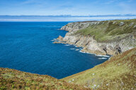 United Kingdom, England, Devon, Island of Lundy, Bristol channel, - RUNF00826