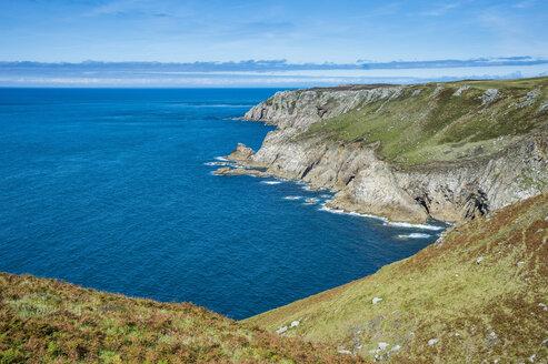 United Kingdom, England, Devon, Island of Lundy, Bristol channel, - RUNF00826
