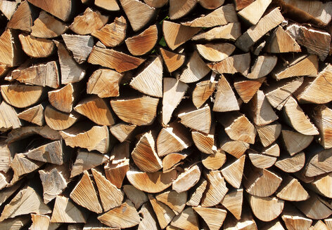 Stack of wood - WWF04717