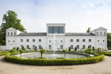 Germany, Ruegen, Putbus, Orangery - MAM00301