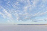 Salt flats at dawn under a cloudy sky - MINF10025