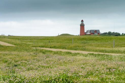Denmark, Jutland, lighthouse Bovbjerg - UMF00869