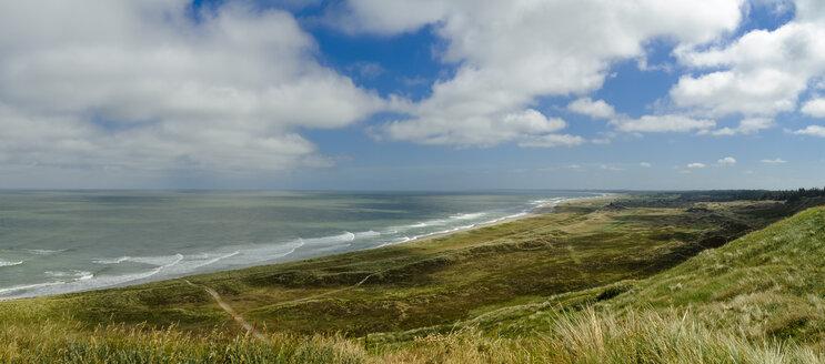 Denmark, Jutland, Bulbjerg, dune landscape - UMF00875