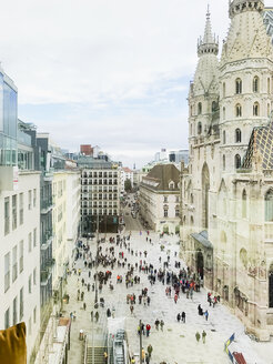 Austria, Vienna, Stephansdom - PSIF00202