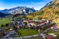 Germany, Bavaria, Benedictine Abbey, Ettal Abbey - AMF06663