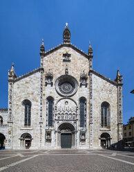 Italinen Lombardai, Comer See,  Lago di Como, Provinz Como, Como, Dom Santa Maria Maggiore - AMF06688
