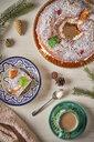 Spanish Christmas cake - EPF00540