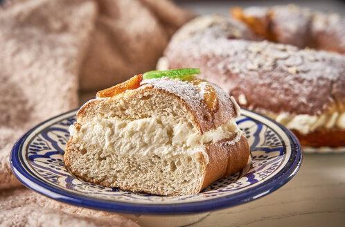 Spanish Christmas cake - EPF00543