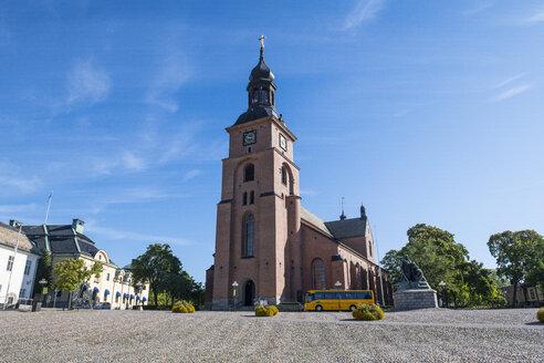 Sweden, Falun, Kristine church - RUNF00942