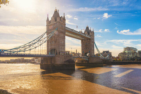 United Kingdom, England, London, Tower Bridge - TAMF01117