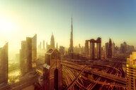 United Arab Emirates, Dubai, Burj Khalifa, - SMAF01164