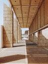Bahrain, Manama, National Museum, Modern Architecture - JUB00323