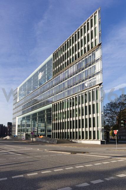 Germany, Hamburg, ZDF studio - WI03726