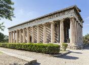 Tempel des Hephaistos, Hephaisteion, antike Agora, Athen, Griechenland - MAMF00366
