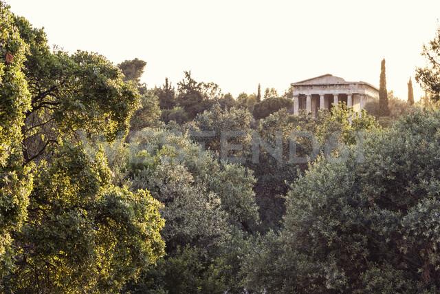 Greece, Athens, Ancient Agora, Hephaisteion - MAMF00369