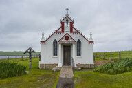 United Kingdom, Scotland, Orkney Islands, Mainland, War prisoner build Italian Chapel - RUNF00997