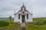 War prisoner build Italian Chapel, Orkney Islands, United Kingdom - RUNF00997