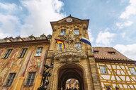 Bamberger altstadt, UNESCO Weltkulturerbe - TAM01127