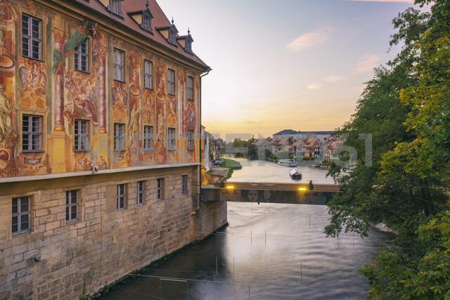 Bamberger altstadt, UNESCO Weltkulturerbe - TAMF01151