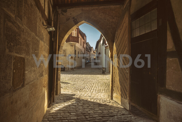 Germany, Bavaria, Bamberg, old town - TAMF01169 - A. Tamboly/Westend61
