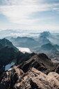 Mountainscape, Brand, Vorarlberg, Austria - CUF48252