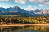 Mount Sneffels, San Juan Mountains, Ridgway, Colorado, USA - ISF20159