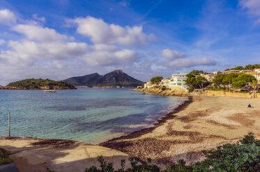 Spain, Mallorca, Sant Elm, beach - THAF02407