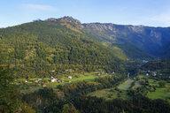 Montenegro, Mojkovac province, Durmitor National Park, Tara Canyon near Bistrica - SIEF08330