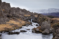 Iceland, Golden Circle, Thingvellir National Park, river - WIF03757