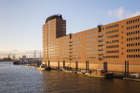 Deutschland, Hamburg, HafenCity, Sandtorhafen, Hanseatic Trade Center HTC - WIF03776