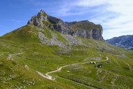 Montenegro, Durmitor National Park, Durmitor massif, mountain Sedlo at Sedlo pass - SIEF08369