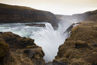 Iceland, Golden Circle, Gullfoss Waterfall - WIF03789