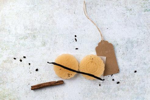 Vanilla cinnamon soap - MYF02081