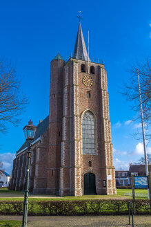 Netherlands, Zeeland, Schouwen-Duiveland, Sint Jacobus Church - MHF00503