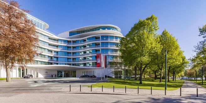 Deutschland, Hamburg, Außenalster, Alsterufer, The Fontenay, Luxushotel, Hotel - WD05058