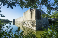 USA, Florida, Key West, Fort Zachary Taylor historic state park - RUNF01008