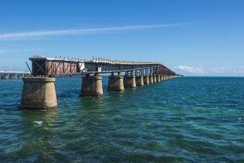 Old Bahia Honda bridge, They Keys, Florida, USA - RUNF01011
